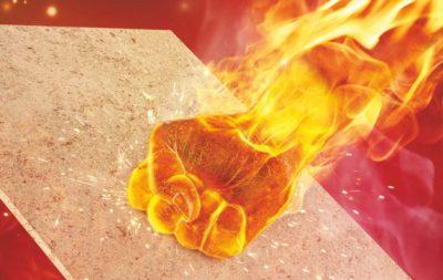 stonerex fireproof board